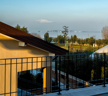 Just a stone's throw from Lake Garda